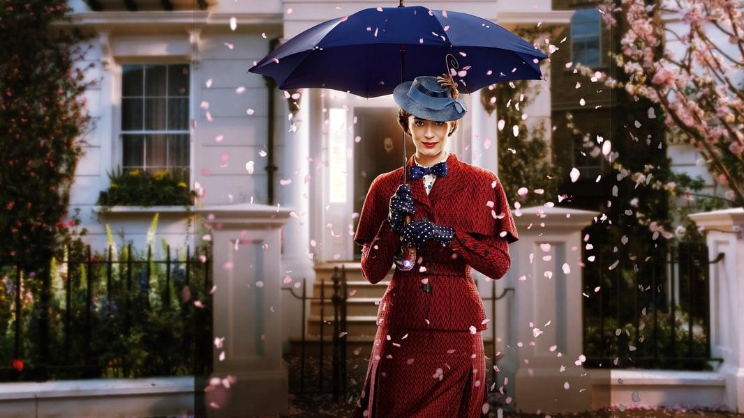 Mary Poppins Returns Filming Locations: The Magical Nanny Makes London Brighter